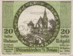 Austria, 20 Heller, FS 1122.13IIc