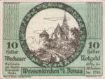 Austria, 10 Heller, FS 1122.13IIf