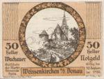 Austria, 50 Heller, FS 1122.13IIf