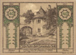 Austria, 40 Heller, FS 1122.1IIIa