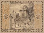 Austria, 60 Heller, FS 1122.1IIIa
