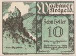 Austria, 10 Heller, FS 1122.2IIf