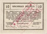 Austria, 10 Heller, FS 1122.3IIb