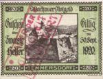 Austria, 20 Heller, FS 1122.5IId