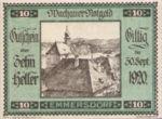 Austria, 10 Heller, FS 1122.5IIf
