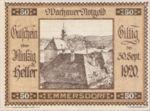 Austria, 50 Heller, FS 1122.5IIf