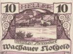 Austria, 10 Heller, FS 1122.6IIc