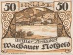 Austria, 50 Heller, FS 1122.6IIf
