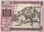 Austria, 10 Heller, FS 1122.7IId