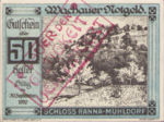Austria, 50 Heller, FS 1122.7IId