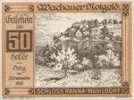 Austria, 50 Heller, FS 1122.7IIf