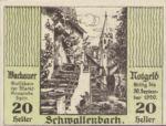 Austria, 20 Heller, FS 1122.8IIa