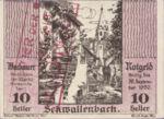 Austria, 10 Heller, FS 1122.8IIb