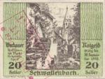 Austria, 20 Heller, FS 1122.8IIb