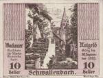 Austria, 10 Heller, FS 1122.8IIc