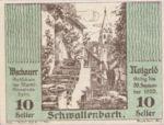 Austria, 10 Heller, FS 1122.8IIf