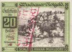 Austria, 20 Heller, FS 1122.7IId