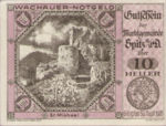 Austria, 10 Heller, FS 1122.9IIc