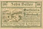 Austria, 10 Heller, FS 86Ia