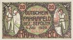 Austria, 20 Heller, FS 193