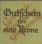 Austria, 1 Krone, FS 296IIIc