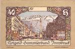 Austria, 40 Heller, FS 412Ia