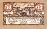 Austria, 99 Heller, FS 412Ia