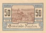 Austria, 50 Heller, FS 428c