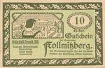 Austria, 10 Heller, FS 462c