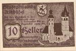 Austria, 10 Heller, FS 449h1