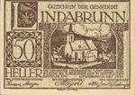 Austria, 50 Heller, FS 527a