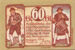 Austria, 60 Heller, FS 560c