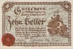 Austria, 10 Heller, FS 586a