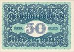 Austria, 50 Heller, FS 683a