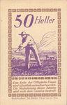 Austria, 50 Heller, FS 752a