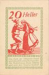 Austria, 20 Heller, FS 752e