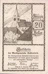 Austria, 20 Heller, FS 820