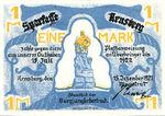 Germany, 1 Mark, 42.1