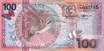 Suriname, 100 Gulden, P-0149