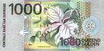 Suriname, 1,000 Gulden, P-0151