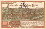 Austria, 50 Heller, FS 577c