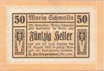 Austria, 50 Heller, FS 587Ib