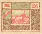 Austria, 20 Heller, FS 660a