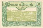 Austria, 10 Heller, FS 650d