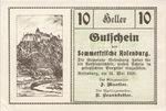 Austria, 10 Heller, FS 846c