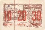 Austria, 60 Heller, FS 808SSIIe