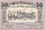 Austria, 50 Heller, FS 943c