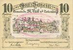 Austria, 10 Heller, FS 943e