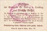 Austria, 50 Heller, FS 943e