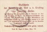 Austria, 20 Heller, FS 943f